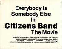 Citizens Band - 11 x 14 Movie Poster - Style A