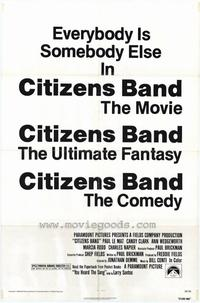Citizens Band - 11 x 17 Movie Poster - Style A