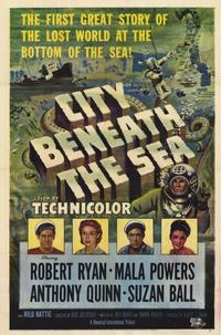 City Beneath the Sea - 11 x 17 Movie Poster - Style A