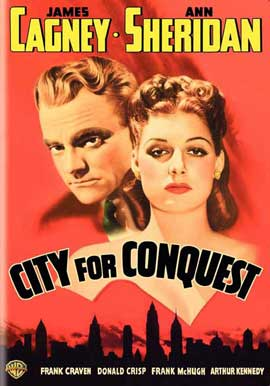 City for Conquest - 11 x 17 Movie Poster - Style B