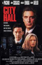 City Hall - 11 x 17 Movie Poster - French Style A