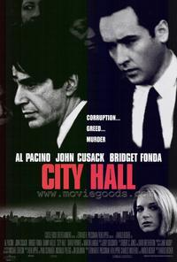 City Hall - 11 x 17 Movie Poster - Style A