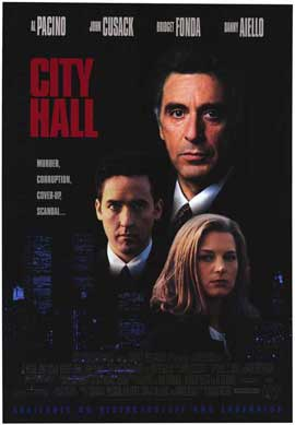 City Hall - 11 x 17 Movie Poster - Style B