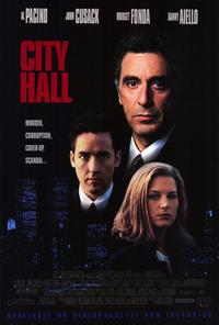 City Hall - 27 x 40 Movie Poster - Style B