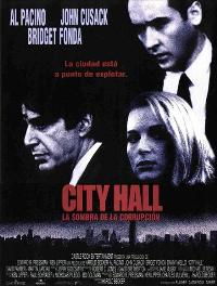 City Hall - 11 x 17 Movie Poster - Spanish Style A