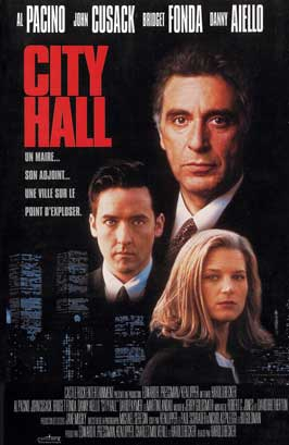 City Hall - 27 x 40 Movie Poster - French Style A