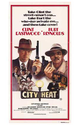 City Heat - 11 x 17 Movie Poster - Style A