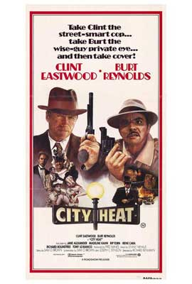 City Heat - 27 x 40 Movie Poster - Style A