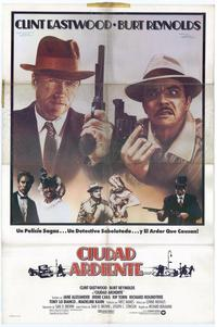 City Heat - 27 x 40 Movie Poster - Spanish Style A