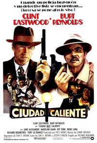 City Heat - 11 x 17 Movie Poster - Spanish Style B
