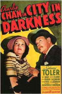 City In Darkness - 43 x 62 Movie Poster - Bus Shelter Style A
