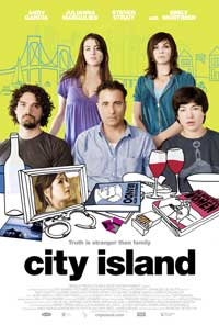 City Island - 43 x 62 Movie Poster - Bus Shelter Style A