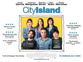 City Island - 30 x 40 Movie Poster UK - Style A