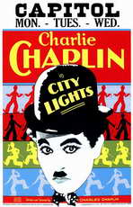 City Lights - 11 x 17 Movie Poster - Style A