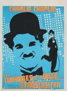 City Lights - 27 x 40 Movie Poster - Belgian Style B