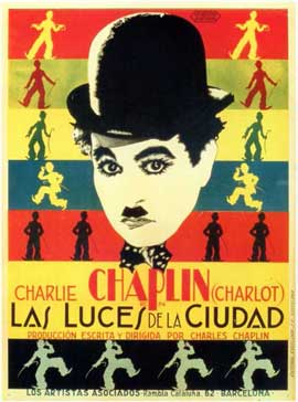 City Lights - 11 x 17 Movie Poster - Spanish Style A