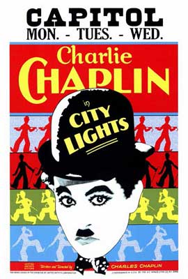 City Lights - 27 x 40 Movie Poster - Style A