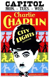 City Lights - 43 x 62 Movie Poster - Bus Shelter Style A