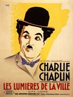 City Lights - 11 x 17 Movie Poster - French Style B