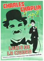 City Lights - 27 x 40 Movie Poster - Spanish Style A