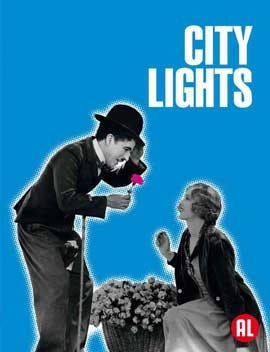 City Lights - 11 x 17 Movie Poster - Belgian Style A