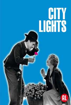 City Lights - 27 x 40 Movie Poster - Belgian Style A