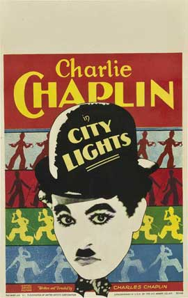City Lights - 27 x 40 Movie Poster - Style E