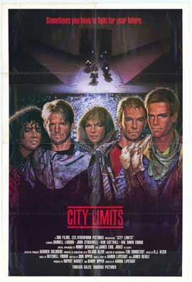 City Limits - 11 x 17 Movie Poster - Style A