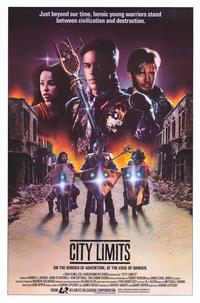 City Limits - 27 x 40 Movie Poster - Style A