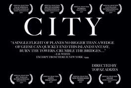 City - 11 x 17 Movie Poster - Style A