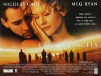 City of Angels - 30 x 40 Movie Poster UK - Style A