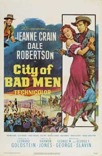 City of Bad Men - 27 x 40 Movie Poster - Style A