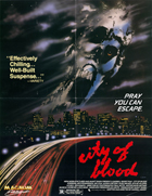 City of Blood - 43 x 62 Movie Poster - Bus Shelter Style A