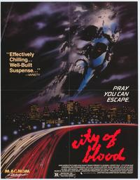 City of Blood - 27 x 40 Movie Poster - Style A