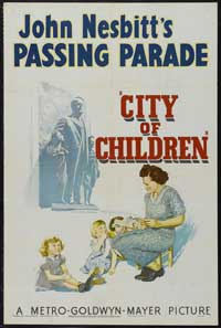 City of Children - 27 x 40 Movie Poster - Style A