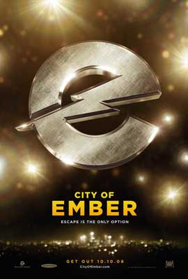 City of Ember - 27 x 40 Movie Poster - Style A