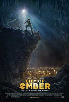 City of Ember - 27 x 40 Movie Poster - Style B