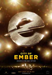 City of Ember - 27 x 40 Movie Poster - Style D