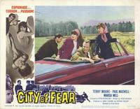 City of Fear - 11 x 14 Movie Poster - Style A