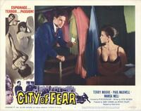 City of Fear - 11 x 14 Movie Poster - Style H
