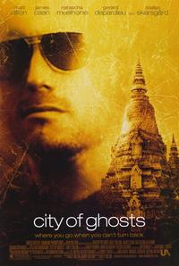 City of Ghosts - 11 x 17 Movie Poster - Style A