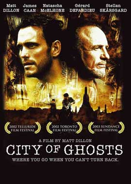 City of Ghosts - 27 x 40 Movie Poster - UK Style A