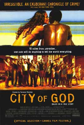 City of God - 11 x 17 Movie Poster - Style A