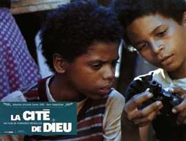 City of God - 11 x 14 Poster French Style A