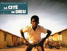 City of God - 11 x 14 Poster French Style B
