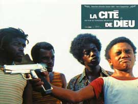 City of God - 11 x 14 Poster French Style C