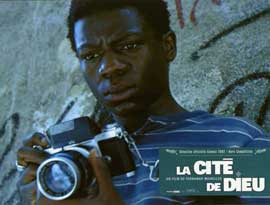 City of God - 11 x 14 Poster French Style E