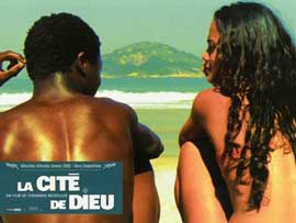 City of God - 11 x 14 Poster French Style F