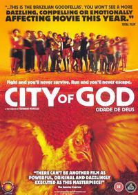 City of God - 11 x 17 Movie Poster - UK Style A