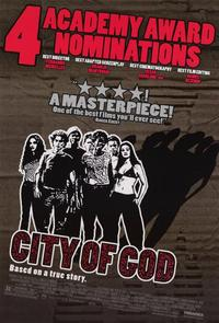 City of God - 11 x 17 Movie Poster - Style C